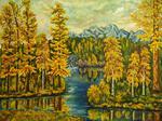 Осень Полярного Урала